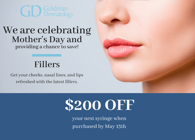 Injectable FIllers Special | Manhattan | Dermatologist | Dermatology